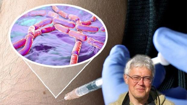 3.5 Yıllık bakteri bulundu