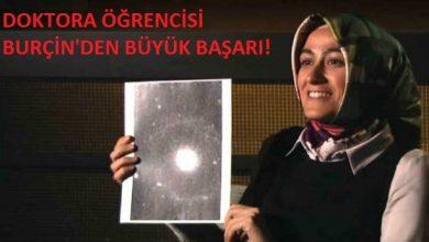 Photo of Keşfettiği Galaksiye Adı Verildi
