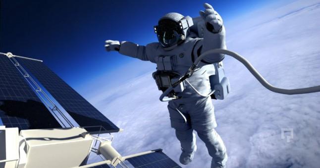 astronotların uzay yaşantısı