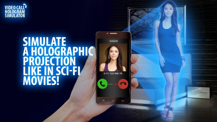 Hologram Teknolojisi Gerçek Oluyor