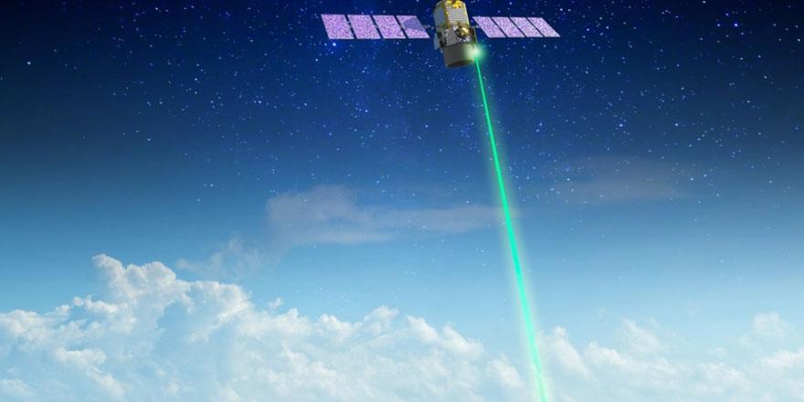 nasa lazer ışını