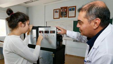 Photo of Lise Öğrencisinin Projesi Birinci Oldu