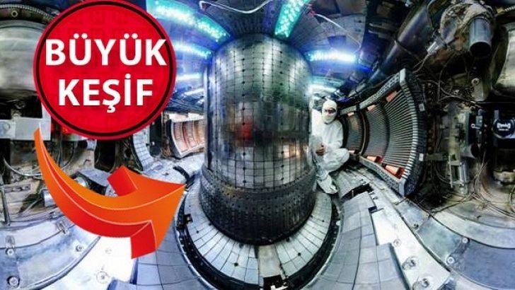 Yeni İcat: Nükleer Füzyon Reaktörü