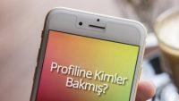 Sosyal Medya Profilime Kim Baktı?