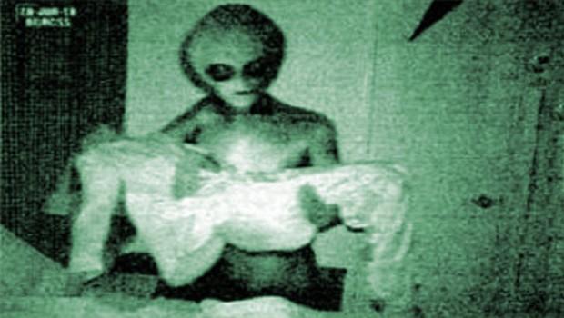 uzaylı kanıtları