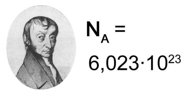 Avogadro Sayısı