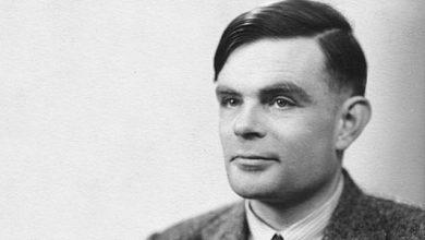 Photo of Alan Turing Kimdir?