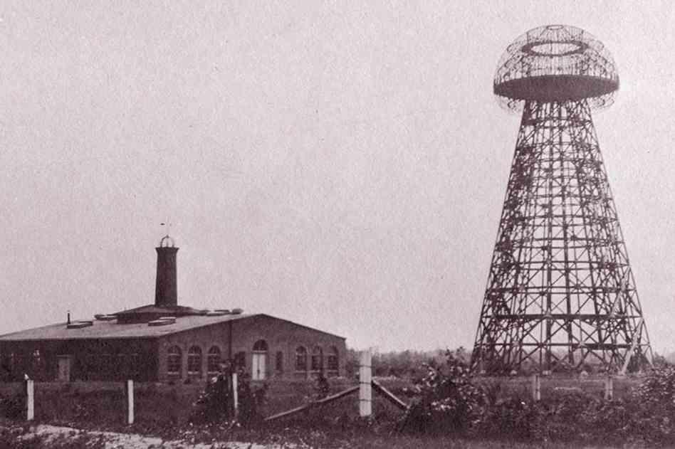 tesla kulesi