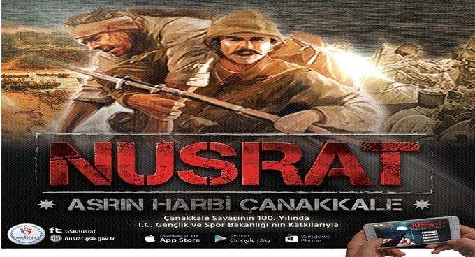 Nusrat mobil oyun