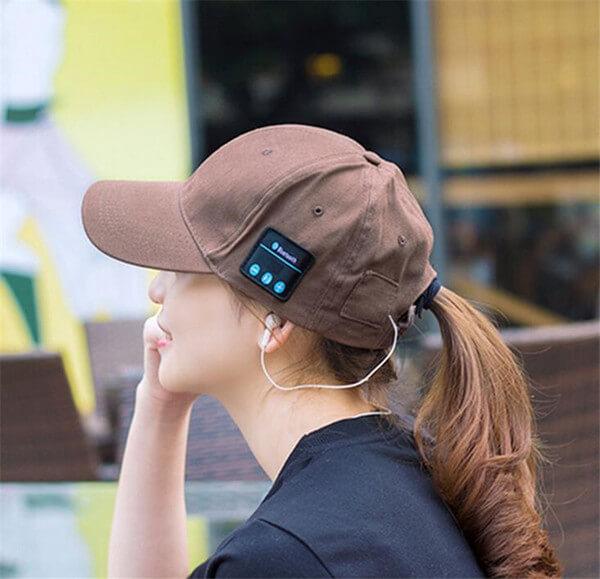 akıllı şapka
