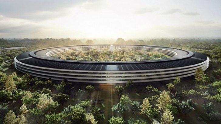 """5 Milyar Dolarlık """"Apple Park"""" Açılıyor"""