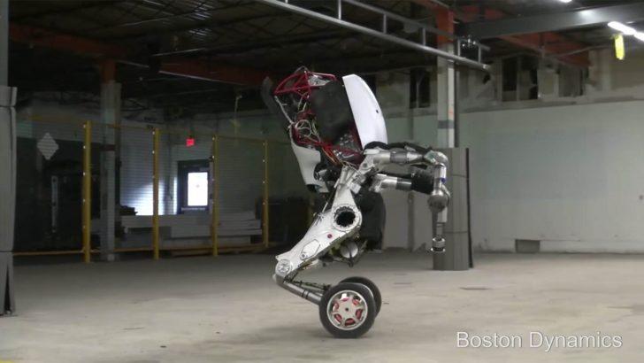 Yeni Nesil Robot: Handle