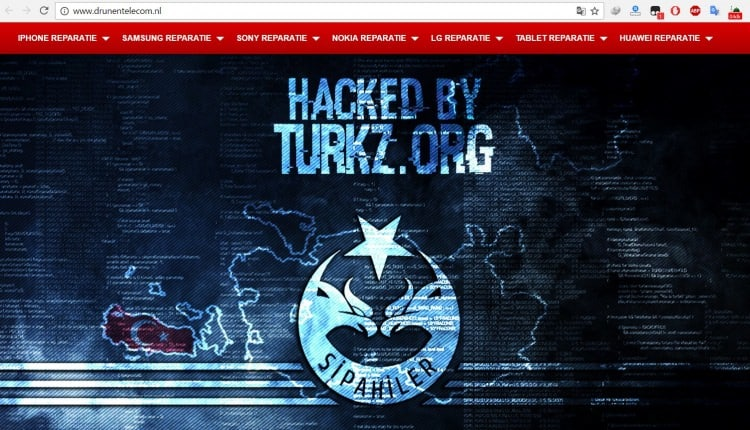 turkz hackledi