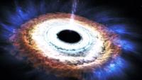 Kara Delik Tarafından Yutulan Yıldız