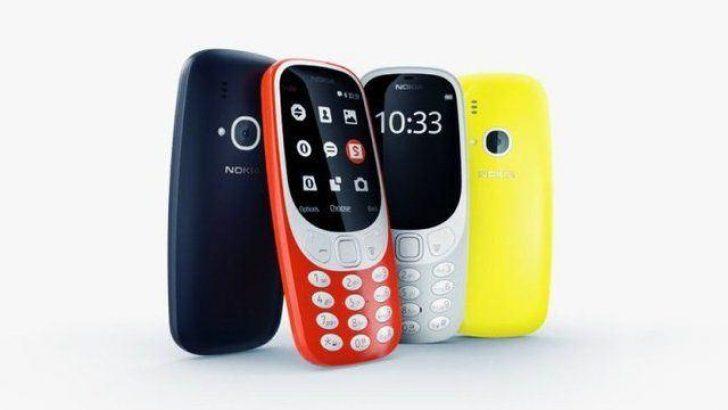 Nokia 3310'un Türkiye'deki Fiyatı Açıklandı