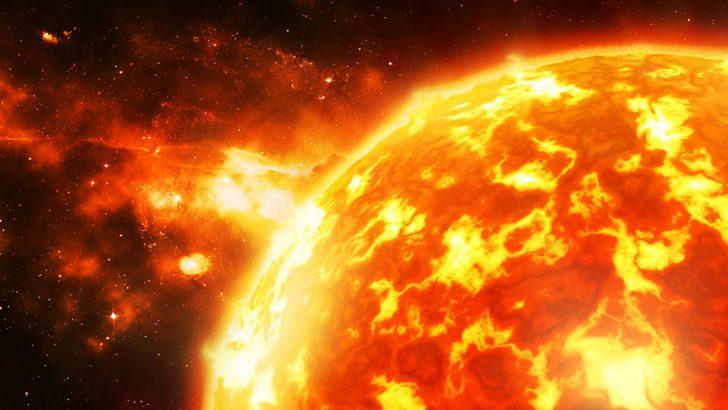 Güneş'in Özellikleri