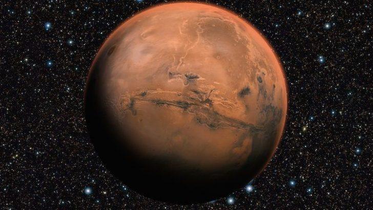 Mars'ın Özellikleri