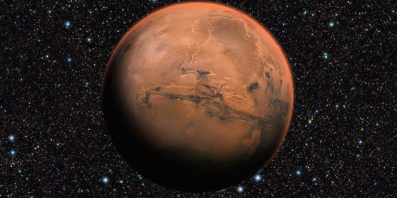 Photo of Mars'ın Özellikleri