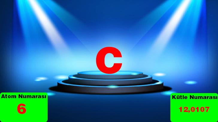 Karbon (C) Elementi Nedir?