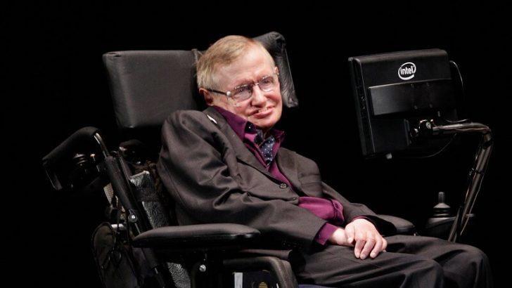 Stephen Hawking: Dünyayı 100 Yıl İçerisinde Terk Etmeliyiz!