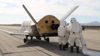 ABD Sır Gibi Saklıyordu! İşte X-37B