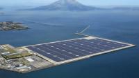 Dünya'nın En büyük Yüzen Güneş Enerji Santrali