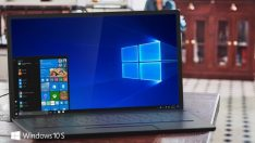 Microsoft, Windows 10 S'yi Duyurdu