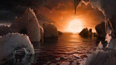 Bu Gezegenin Atmosferinde Su Var