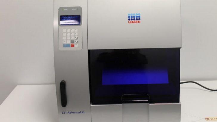 DNA İzolasyonu – QIAGEN EZ1 Advanced XL