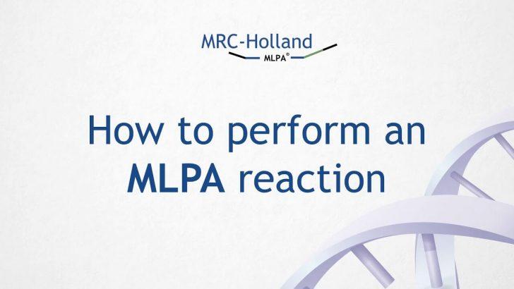 MLPA Yöntemi Nedir? Nasıl Yapılır?
