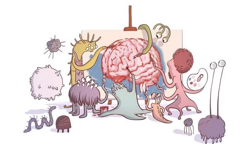 Photo of Bağırsak Mikropları Beyni Etkiliyor Mu?