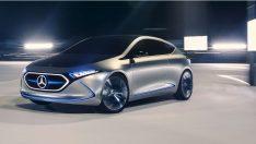 Mercedes-Benz, Elektrikli Aracını Tanıttı