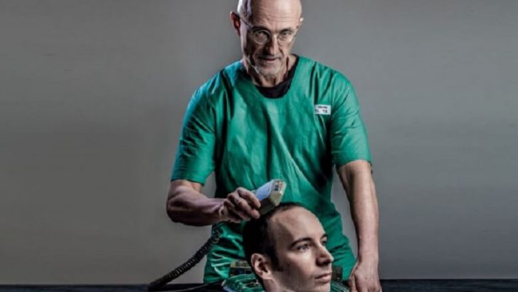 İlk Kafa Nakli Operasyonuna Geri Sayım