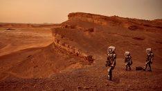 Mars Turistleri