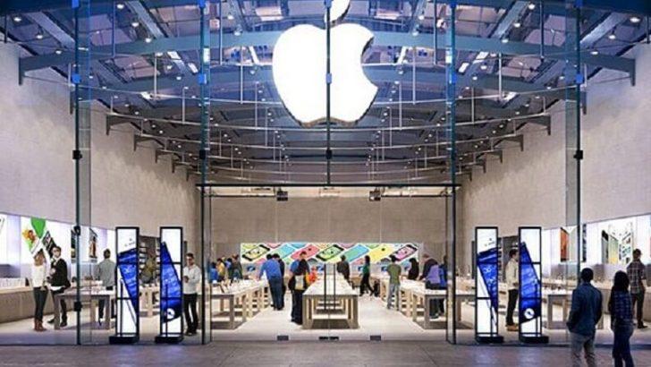 Apple'a Rekor Para Cezası