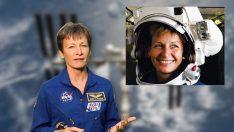 57 Yaşındaki ABD'li Kadın Astronot Uzaydan Geri Döndü!