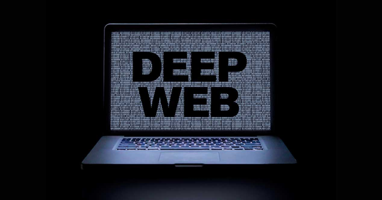 Photo of Deep Web