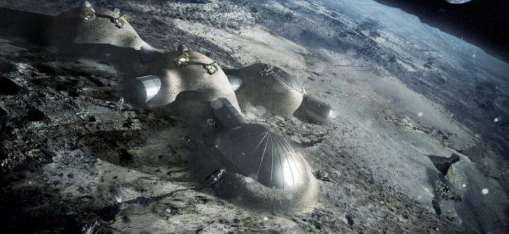 Ay'daki Yeni Keşif: 50 Kilometrelik Mağara