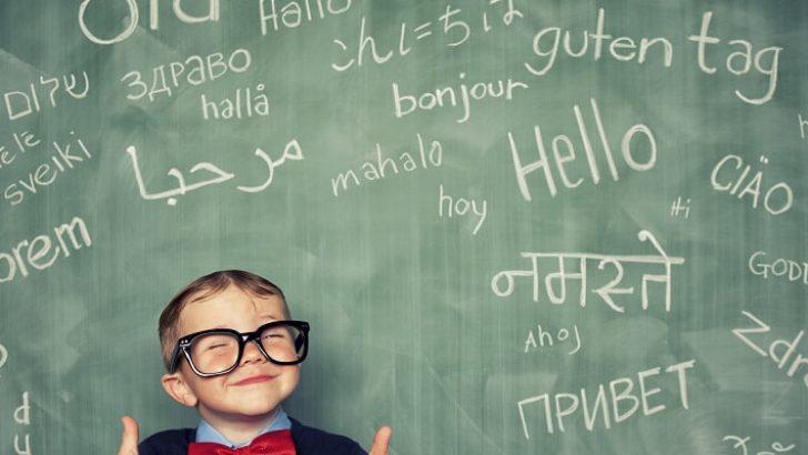 Eğlen Ve Öğrende Bugün: 8 İngilizce Öğrenme Programı