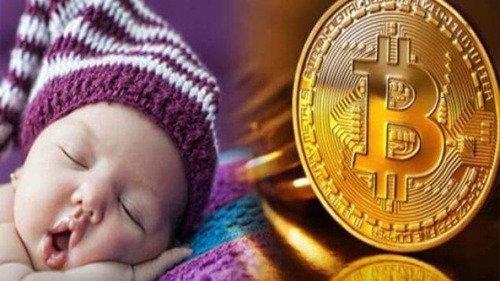 """Bebeklerinin Adını """"Bitcoin"""" Koydular!"""