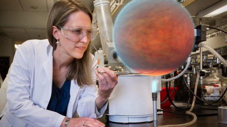 Laboratuvar Ortamında Gezegen Oluşturuldu