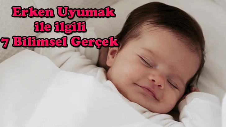 Erken Uyumak İle İlgili 7 Bilimsel Gerçek