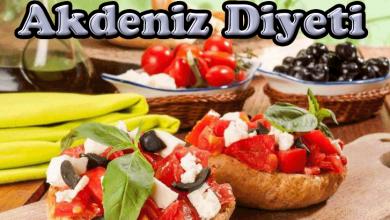 Photo of Sağlıklı Yağlar Ve Akdeniz Diyeti