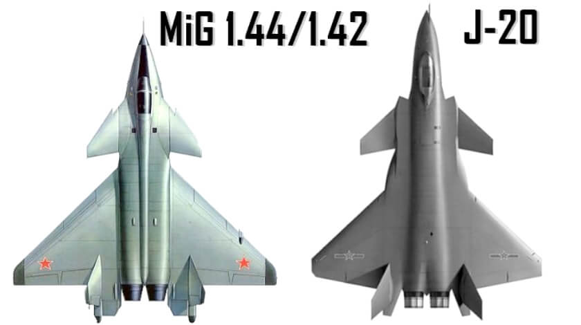J-20 Savaş Uçağı