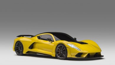 Photo of Saatte 480 Kilometre: Hennessey Venom F5