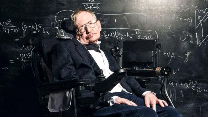Hayatımızdan Bir Hawking Geçti