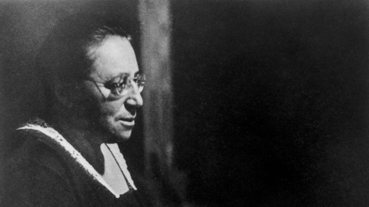 Photo of Emmy Noether ve Noether Teoremi