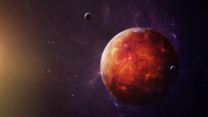 Mars'a Ne Kadar Sürede Gidilir?