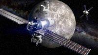 NASA Ay'ın Yörüngesine İstasyon İnşa Edecek