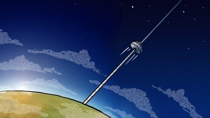 Japonya, Uzay Asansörünü Test Etmeye Başlıyor